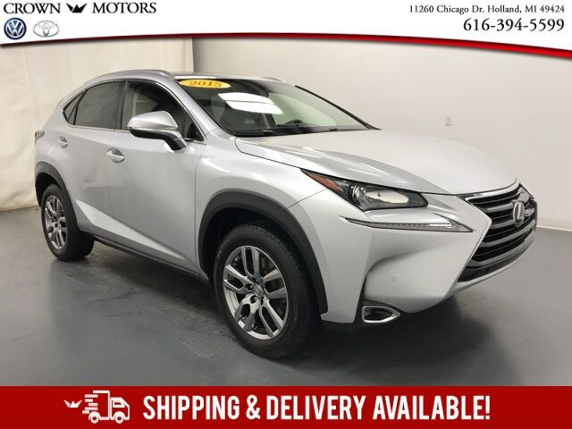 2015 Lexus NX 200t AWD Holland MI