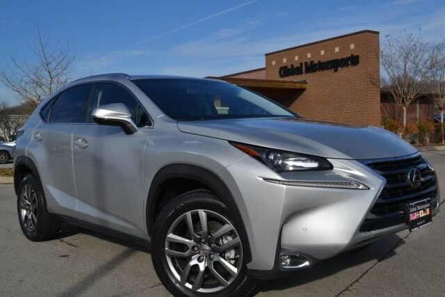 2015 Lexus NX 200t All Wheel Drive/Blind Spot Monitor/Navigation/Rear View Cam/Heated&Cooled Seats/Sunroof/Pwr Liftgate/Bluetooth Audio/Satellite Radio/28 MPG! Nashville TN