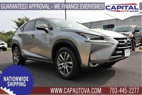 2015_Lexus_NX_200t_ Chantilly VA