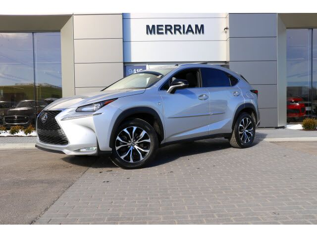 2015 Lexus NX 200t F SPORT Merriam KS