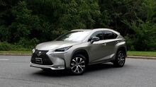 2015_Lexus_NX 200t_F-SPORT / NAV / SUNROOF / PREFERRED PKG / CAMERA_ Charlotte NC