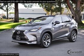 2015_Lexus_NX 200t F Sport with only 9K miles!!! Loaded & CPO_F Sport Premium Package/Lane Departure/Heated Seats_ Fremont CA