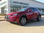 2015 Lexus NX 200t FWD ***Navigation System Package , Premium Package***  2.0L 4CYL AUTOMATIC, TURBO, LEATHERETTE SEATS