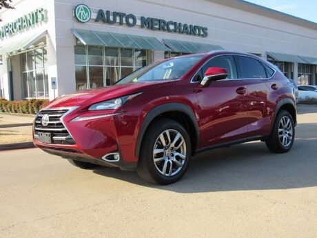 2015 Lexus NX 200t FWD ***Navigation System Package , Premium Package***  2.0L 4CYL AUTOMATIC, TURBO, LEATHERETTE SEATS Plano TX