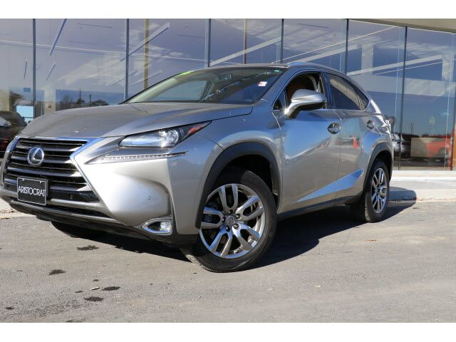 2015 Lexus NX 200t Premium with Navigation Kansas City KS