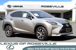 2015_Lexus_NX_200t_ Roseville CA