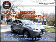 Lexus NX 200t w/ Luxury Package 2015