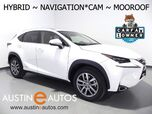 2015 Lexus NX 300h AWD *NAVIGATION, BLIND SPOT ALERT, BACKUP-CAMERA, MOONROOF, CLIMATE SEATS, HEATED STEERING WHEEL, POWER LIFTGATE, BLUETOOTH