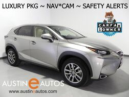 2015_Lexus_NX 300h_*LUXURY PKG, NAVIGATION, COLLISION ALERT, BLIND SPOT & LANE DEPARTURE ALERT, BACKUP-CAMERA, LEATHER, MOONROOF, CLIMATE SEATS, POWER LIFTGATE, BLUETOOTH_ Round Rock TX