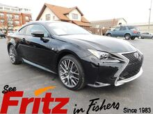 2015_Lexus_RC 350__ Fishers IN