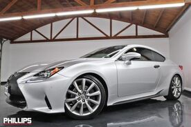 2015_Lexus_RC 350__ Newport Beach CA