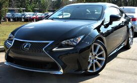 Lexus RC 350 ** SPORT PACKAGE ** - w/ NAVIGATION & LEATHER SEATS 2015