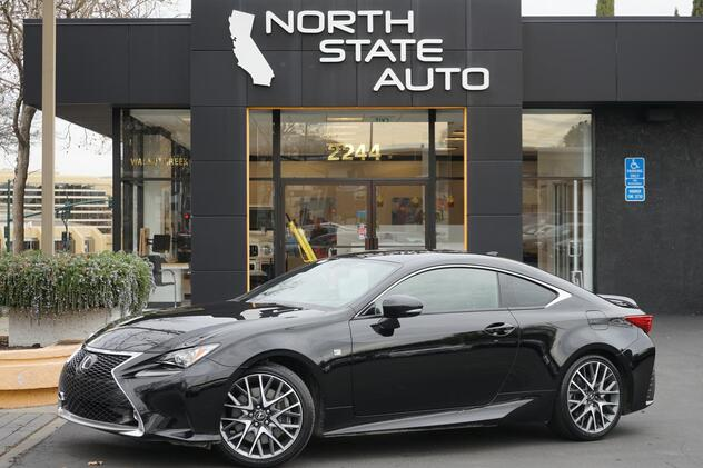 2015_Lexus_RC 350__ Walnut Creek CA