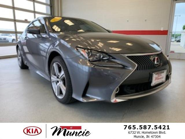 2015 Lexus RC 350 2dr Cpe AWD Muncie IN