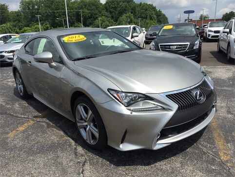 2015_Lexus_RC 350_AWD_ Evansville IN
