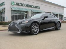 Lexus RC 350 F SPORT  LEATHER SEATS, SUN ROOF, HEATED/COOLED FRONT SEATS, NAVIGATION SYSTEM 2015