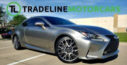 2015_Lexus_RC 350_F-SPORT NAVIGATION, LEATHER, REAR VIEW CAMERA, AND MUCH MORE!!!_ CARROLLTON TX