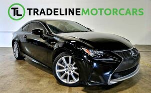 2015_Lexus_RC 350_NAVIGATION, LEATHER, SUNROOF AND MUCH MORE!!!_ CARROLLTON TX