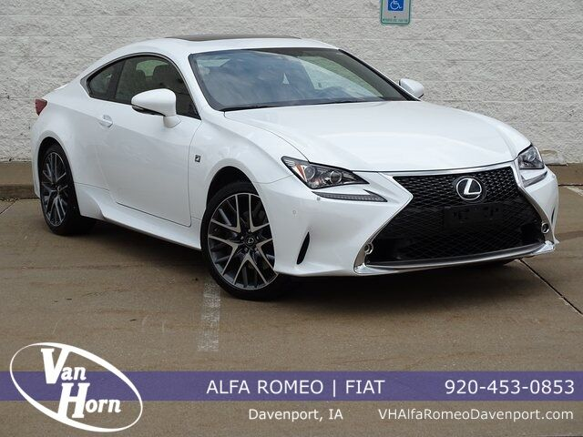 2015 Lexus RC 350 Plymouth WI