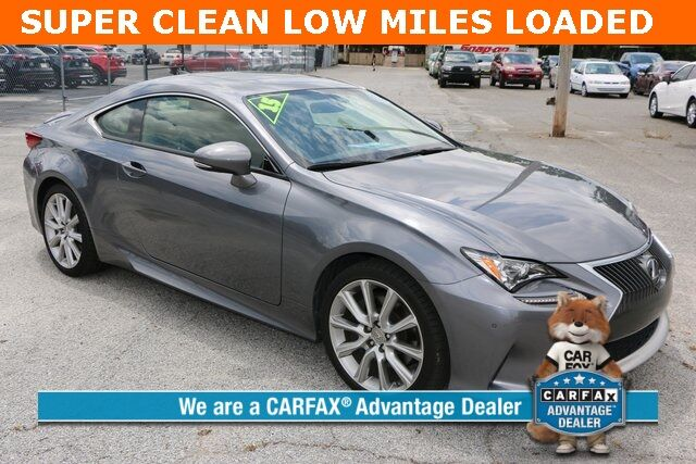 2015 Lexus RC 350 Savannah GA