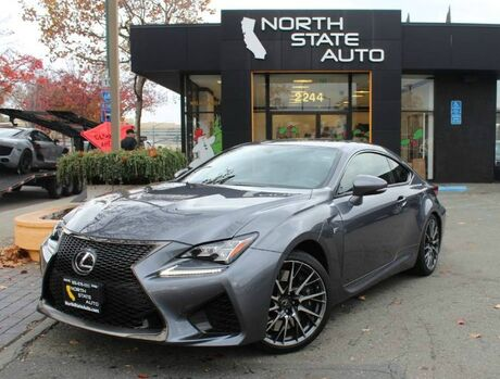 2015 Lexus RC F  Walnut Creek CA