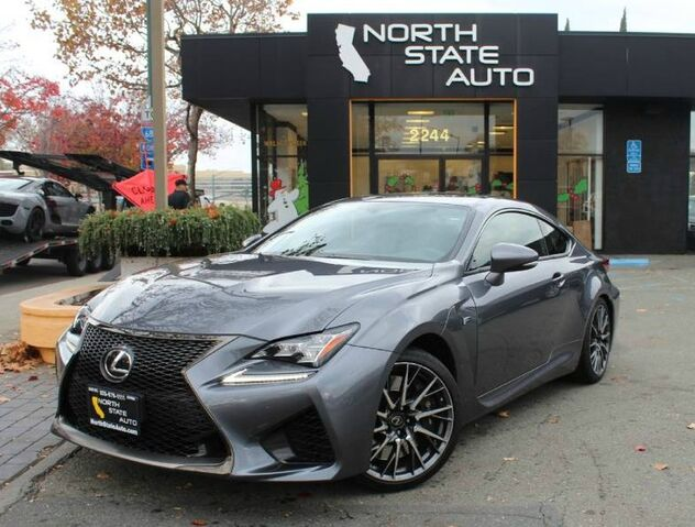 2015_Lexus_RC F__ Walnut Creek CA