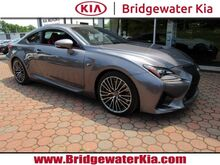 2015_Lexus_RC F_Coupe, Premium Package, Navigation, Rear-View Camera, Bluetooth Streaming Audio, Mark Levinson Sound, Ventilated Sport Leather Seats, Power Sunroof, 19-Inch Alloy Wheels,_ Bridgewater NJ