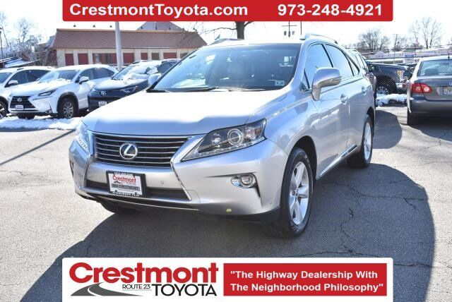 2015 Lexus RX 350  Pompton Plains NJ