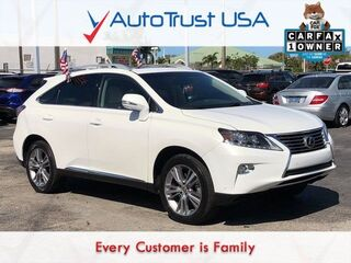 Lexus RX 350 350 AWD 1 OWNER NAV BACKUP CAM SUNROOF FACTORY WARRANT 2015