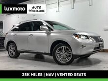 2015_Lexus_RX 350_AWD 25k Miles Nav Vented Seats Blind Spot Assist_ Portland OR