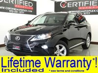 Lexus RX 350 AWD BLIND SPOT MONITOR NAVIGATION SUNROOF LEATHER HEATED/COOLED SEATS 2015