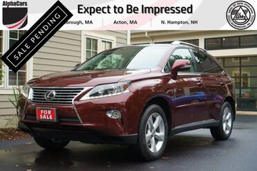 2015_Lexus_RX 350_AWD_ Boxborough MA