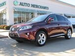 2015 Lexus RX 350 AWD  LEATHER SEATS, NAVIGATION SYSTEM, SATELLITE RADIO, REAR PARKING AID, HEATED FRONT SEATS