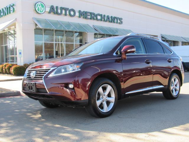 2015 Lexus RX 350 AWD  LEATHER SEATS, NAVIGATION SYSTEM, SATELLITE RADIO, REAR PARKING AID, HEATED FRONT SEATS Plano TX
