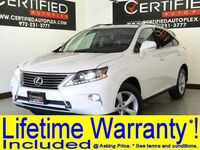 Lexus RX 350 AWD NAVIGATION SUNROOF BLIND SPOT ASSIST REAR CAMERA PARK ASSIST HEATED COO 2015