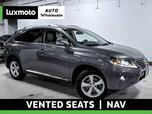 2015 Lexus RX 350 AWD Nav Back-Up Cam Blind Spot Asst Vented Seats