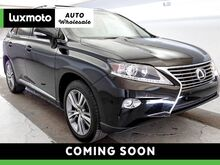 2015_Lexus_RX 350_AWD Nav Heated & Cooled Seats Back-Up Camera_ Portland OR