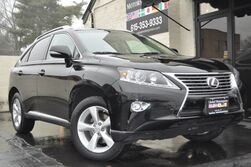 Lexus RX 350 AWD Navigation Package w/ Backup Camera/Premium Package w/ Blind Spot Monitor/Comfort Package w/ Heated & Ventilated Front Seats/Wood & Leather Trimmed Steering Wheel 2015