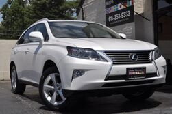 Lexus RX 350 AWD/Navigation Package w/ Backup Camera/Premium Package w/ Blind Spot Monitors/Intuitive Park Assist/Comfort Package w/ Heated & Ventilated Front Seats, Rain Sensing Wipers, Xenon Headlamps 2015