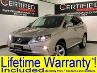 Lexus RX 350 AWD SUNROOF BLIND SPOT ASSIST REAR CAMERA POWER LEATHER SEATS BLUETOOTH MEM 2015