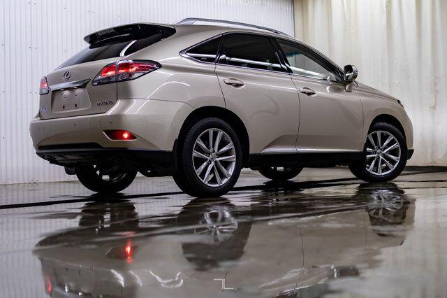2015 Lexus RX 350 AWD Tech Pkg Leather Roof Nav Red Deer AB
