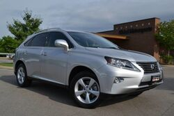 Lexus RX 350 All Wheel Drive/Blind Spot Monitors/Wood-Leather Wheel/Navigation/Rear View Cam/Heated&Cooled Seats/Power Liftgate/Sunroof/Bluetooth Audio/Satellite Radio 2015