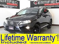 Lexus RX 350 BLIND SPOT MONITOR NAVIGATION SUNROOF LEATHER HEAT/COOLED SEATS REAR CAMERA 2015