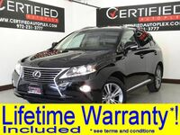 Lexus RX 350 BLIND SPOT MONITOR NAVIGATION SUNROOF LEATHER HEATED/COOLED SEATS 2015