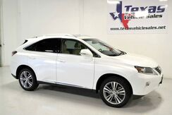 2015_Lexus_RX 350_Base_ Fort Worth TX