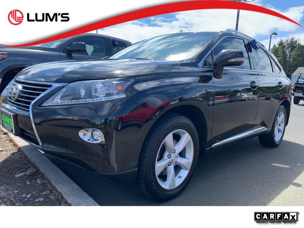 2015 Lexus RX 350 Base Warrenton OR