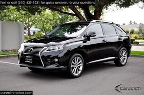 2015_Lexus_RX 350 CPO to 100,000 Miles and only 23K miles_Navigation/Blind Spot and Sport Package_ Fremont CA