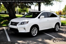 2015_Lexus_RX 350 CPO to 100,000 Miles and only 24K miles_Navigation/Blind Spot and Sport Package_ Fremont CA
