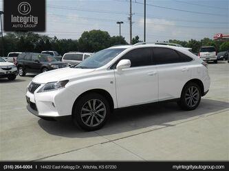 Lexus RX 350 Crafted Line F Sport 2015