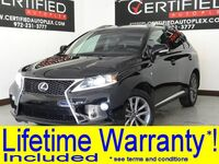 Lexus RX 350 F SPORT AWD BLIND SPOT MONITOR NAVIGATION SUNROOF LEATHER COOLED SEATS 2015
